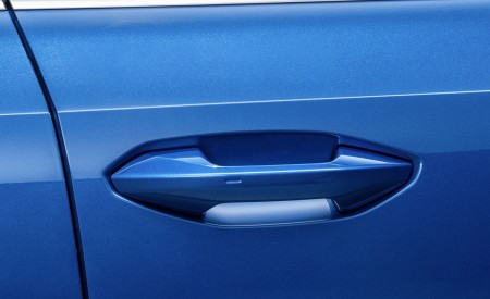 2021 Audi A3 Sportback (Color: Atoll Blue) Detail Wallpapers 450x275 (89)