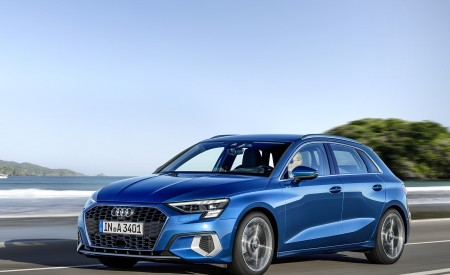 2021 Audi A3 Sportback Wallpapers & HD Images