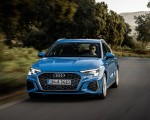 2021 Audi A3 Sportback (Color: Atoll Blue) Front Wallpapers 150x120 (46)