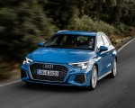 2021 Audi A3 Sportback (Color: Atoll Blue) Front Wallpapers 150x120 (48)