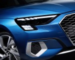 2021 Audi A3 Sportback (Color: Atoll Blue) Headlight Wallpapers 150x120 (19)