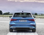2021 Audi A3 Sportback (Color: Atoll Blue) Rear Wallpapers 150x120 (11)