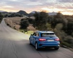 2021 Audi A3 Sportback (Color: Atoll Blue) Rear Wallpapers 150x120 (49)