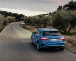 2021 Audi A3 Sportback (Color: Atoll Blue) Rear Wallpapers 150x120 (50)