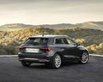 2021 Audi A3 Sportback (Color: Manhattan Gray) Rear Three-Quarter Wallpapers 150x120 (40)