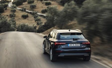 2021 Audi A3 Sportback (Color: Manhattan Gray) Rear Wallpapers 450x275 (37)