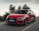 2021 Audi A3 Sportback (Color: Tango Red) Front Three-Quarter Wallpapers 150x120 (2)