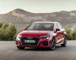 2021 Audi A3 Sportback (Color: Tango Red) Front Wallpapers 150x120 (6)