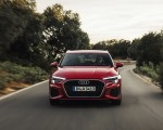 2021 Audi A3 Sportback (Color: Tango Red) Front Wallpapers 150x120 (3)