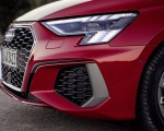 2021 Audi A3 Sportback (Color: Tango Red) Headlight Wallpapers 150x120 (12)