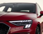 2021 Audi A3 Sportback (Color: Tango Red) Headlight Wallpapers 150x120 (11)