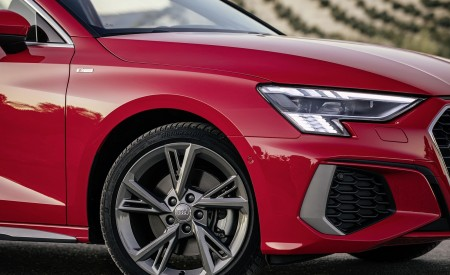 2021 Audi A3 Sportback (Color: Tango Red) Wheel Wallpapers 450x275 (10)