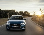 2021 Audi A3 Sportback (Color: Turbo Blue) Front Wallpapers 150x120 (20)
