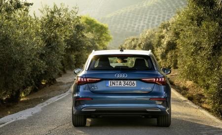 2021 Audi A3 Sportback (Color: Turbo Blue) Rear Wallpapers 450x275 (30)