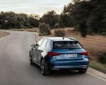2021 Audi A3 Sportback (Color: Turbo Blue) Rear Wallpapers 150x120 (22)