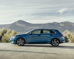 2021 Audi A3 Sportback (Color: Turbo Blue) Side Wallpapers 150x120 (32)