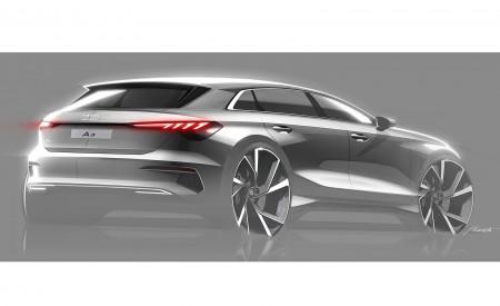2021 Audi A3 Sportback Design Sketch Wallpapers 450x275 (112)