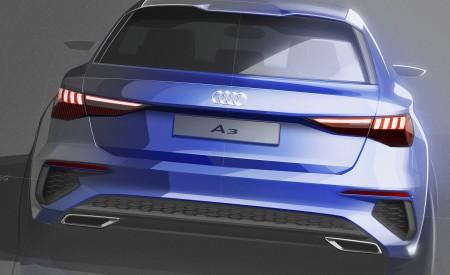 2021 Audi A3 Sportback Design Sketch Wallpapers 450x275 (111)