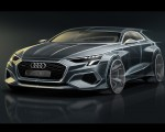 2021 Audi A3 Sportback Design Sketch Wallpapers 150x120 (40)