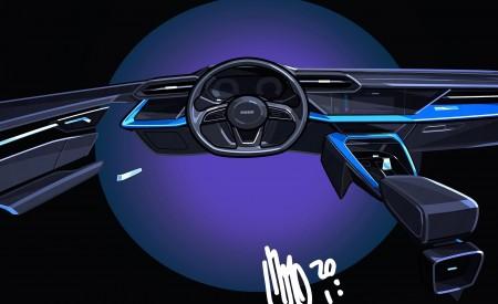 2021 Audi A3 Sportback Design Sketch Wallpapers 450x275 (121)