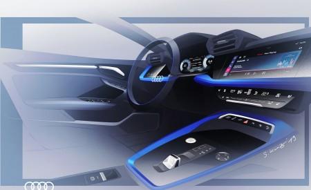 2021 Audi A3 Sportback Design Sketch Wallpapers 450x275 (116)