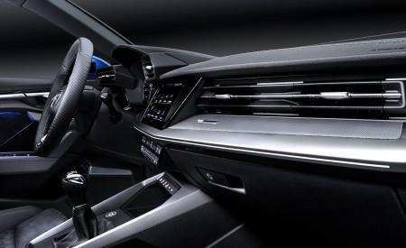 2021 Audi A3 Sportback Interior Detail Wallpapers 450x275 (97)