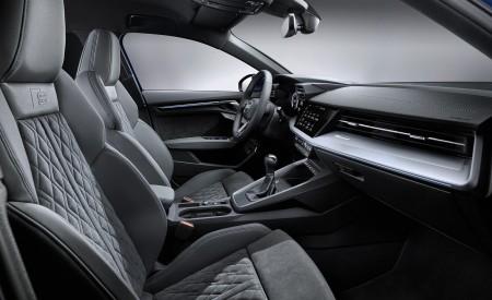 2021 Audi A3 Sportback Interior Front Seats Wallpapers 450x275 (99)