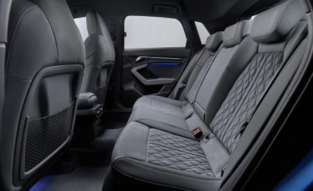 2021 Audi A3 Sportback Interior Rear Seats Wallpapers 450x275 (101)