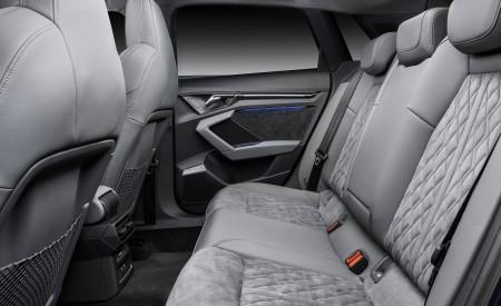 2021 Audi A3 Sportback Interior Rear Seats Wallpapers 450x275 (102)