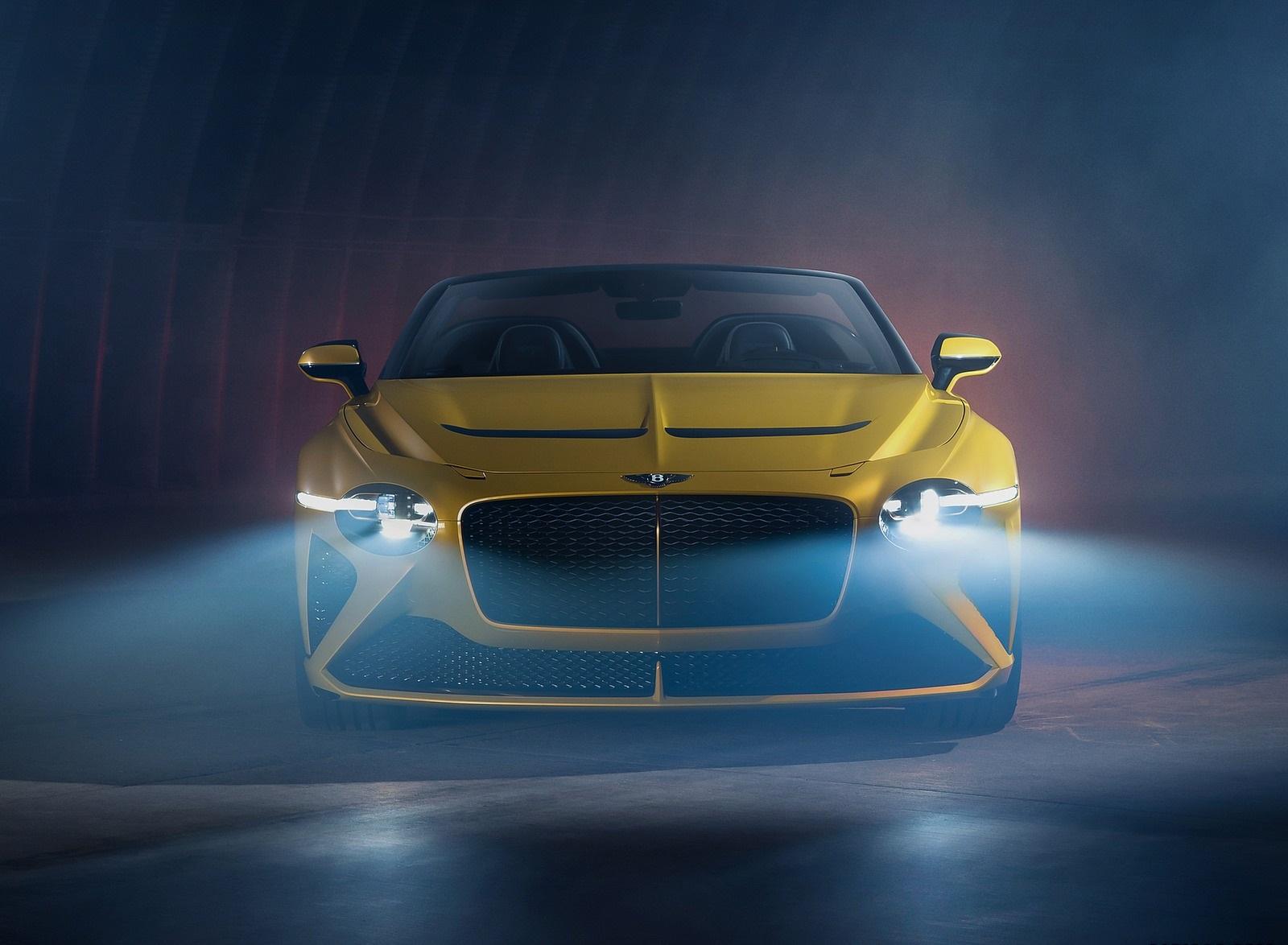 2021 Bentley Mulliner Bacalar Front Wallpapers (5)