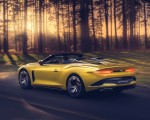 2021 Bentley Mulliner Bacalar Rear Three-Quarter Wallpapers 150x120 (2)