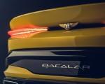 2021 Bentley Mulliner Bacalar Tail Light Wallpapers 150x120 (13)