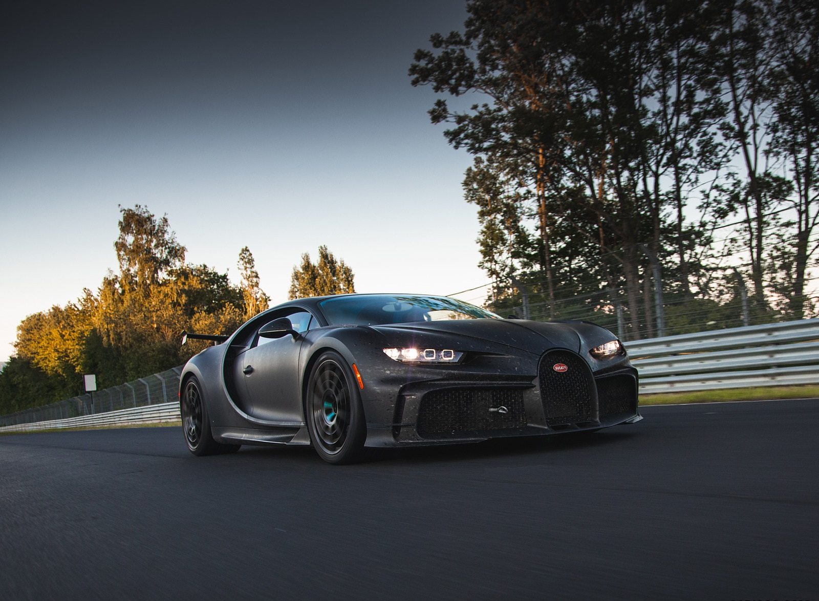 2021 Bugatti Chiron Pur Sport Front Three-Quarter Wallpapers (3)