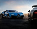 2021 Bugatti Chiron Pur Sport Front Three-Quarter Wallpapers 150x120 (48)