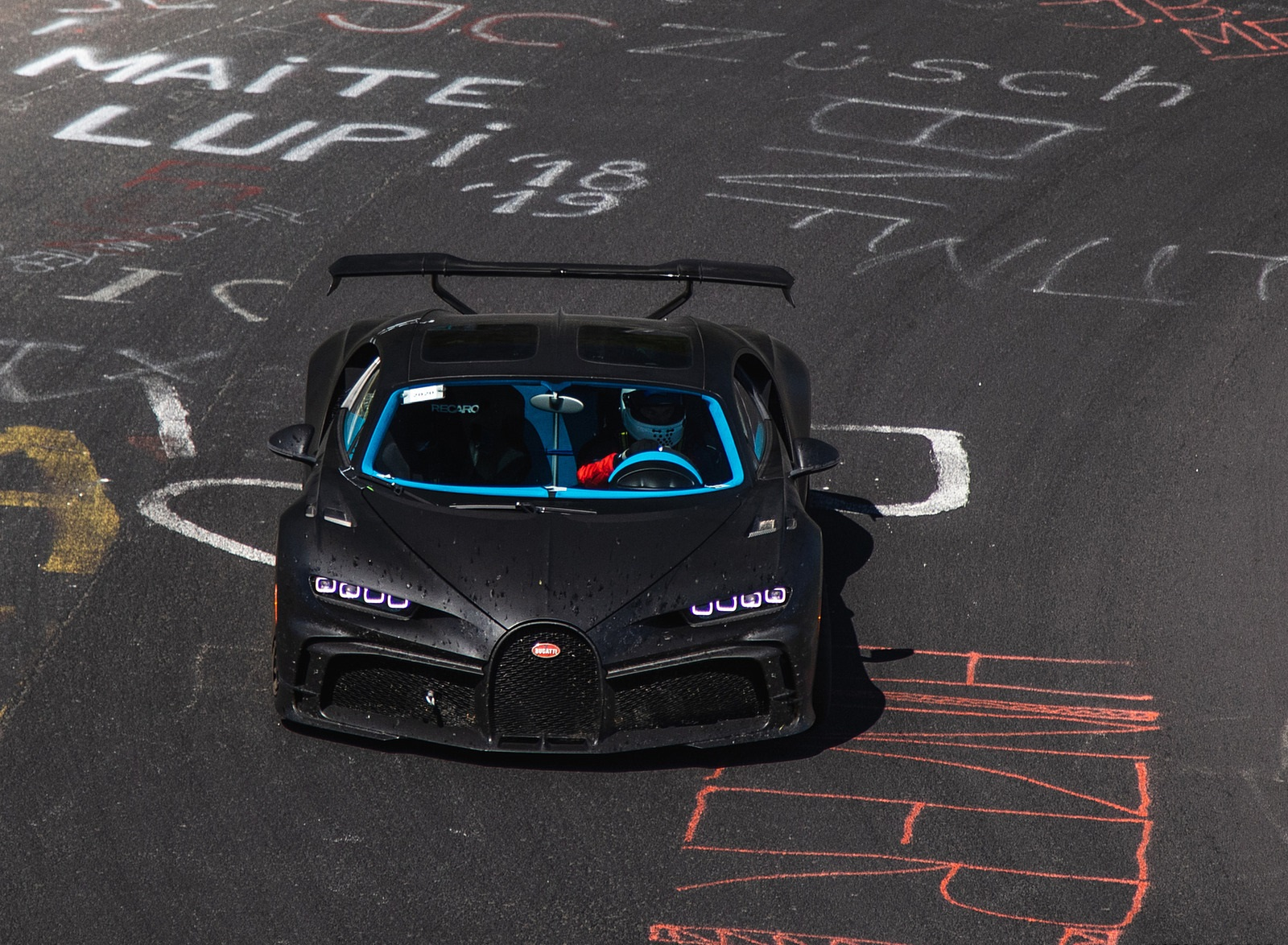 2021 Bugatti Chiron Pur Sport Front Wallpapers (1)
