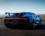 2021 Bugatti Chiron Pur Sport Rear Three-Quarter Wallpapers 150x120 (49)