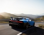 2021 Bugatti Chiron Pur Sport Rear Three-Quarter Wallpapers 150x120 (44)
