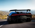 2021 Bugatti Chiron Pur Sport Rear Wallpapers 150x120 (45)