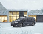2021 Chrysler Pacifica Pinnacle AWD Front Three-Quarter Wallpapers 150x120 (27)
