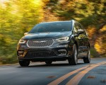 2021 Chrysler Pacifica Pinnacle AWD Front Wallpapers 150x120 (1)