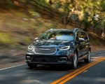2021 Chrysler Pacifica Pinnacle AWD Front Wallpapers 150x120 (2)