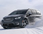 2021 Chrysler Pacifica Pinnacle AWD In Snow Wallpapers 150x120 (25)