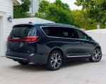 2021 Chrysler Pacifica Pinnacle AWD Rear Three-Quarter Wallpapers 150x120 (20)