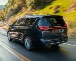 2021 Chrysler Pacifica Pinnacle AWD Rear Three-Quarter Wallpapers 150x120 (3)