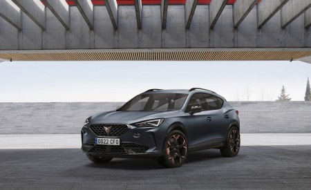 2021 Cupra Formentor Wallpapers HD