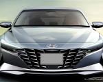 2021 Hyundai Elantra Design Sketch Wallpapers 150x120 (25)