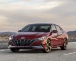 2021 Hyundai Elantra Front Three-Quarter Wallpapers 150x120 (3)