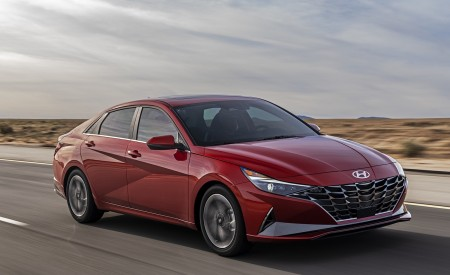 2021 Hyundai Elantra Wallpapers & HD Images