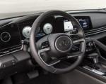 2021 Hyundai Elantra Interior Steering Wheel Wallpapers 150x120 (17)