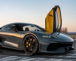 2021 Koenigsegg Gemera Front Three-Quarter Wallpapers 150x120